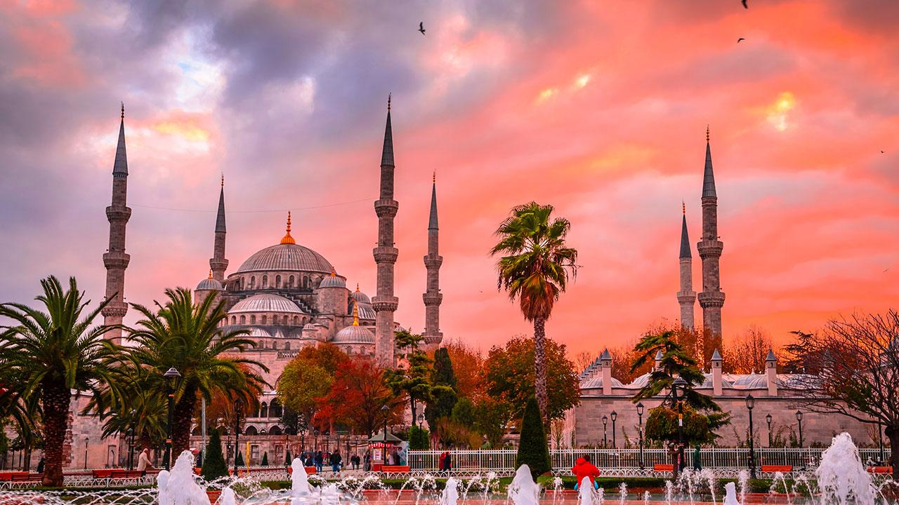 Turecko vás zláka nádhernými plážami