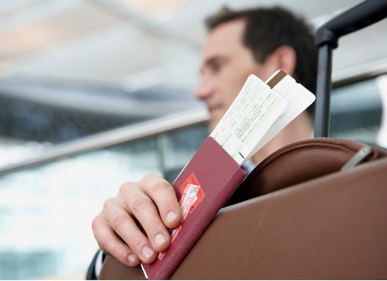 Cestovné doklady potrebné na dovolenku