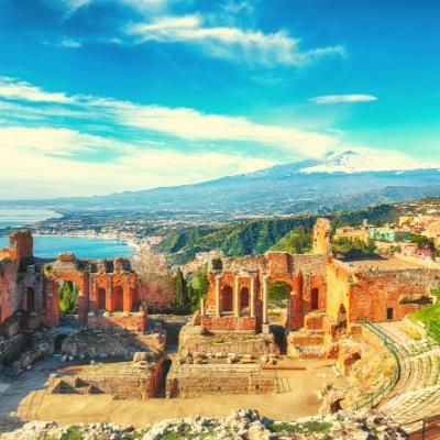 Sicília - perla Stredomoria